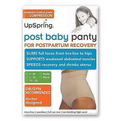MS-Panty: Post Baby High Waist Postpartum Underwear and Post Baby Shaper ... NEW