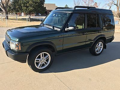 2004 Land Rover Discovery S 2004 Land Rover Discovery  S - ONLY 63,600 Miles! Expensive Upgrades Done!