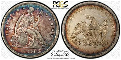 1841 Seated Dollar PCGS XF 40  ~CPPM~  Buy Now