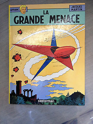 Lefranc.La grande menace.