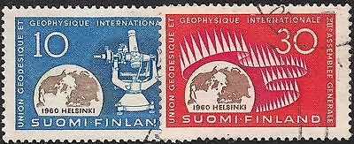 Finland 1960 International Geodesy and Geophysics Union Assembly Set VFU