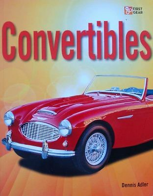 LIVRE NEUF : CONVERTIBLE (voiture de collection,cars,cabriolet,cabrio,oldtimer)