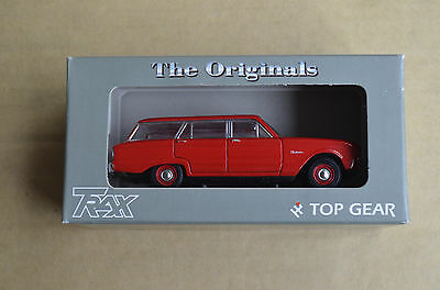 Trax 1:43 Scale Model Tr30 Xk Ford Falcon Wagon Red Mint Boxed