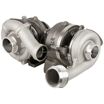 Ford 6.4L Powerstroke Brand New High & Low Turbo Turbocharger