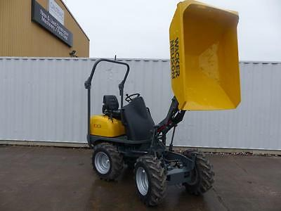 2004 Neuson 1001 High Tip Dumper, NEW Tyres all round, repainted, Ready for work