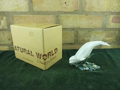 Country Artists 04731 Natural World Beluga Whale in boxed