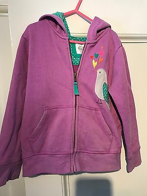 Girls Age 5-6 Mini Boden Hoodie