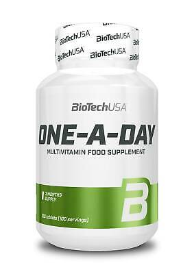 (58,24EUR/kg) Biotech USA - One a Day 100 Tabletten