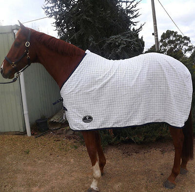 Cotton Ripstop Horse Rug 300Gsm Regular Rug Pick a Size After Winning 4'9 to 6'9