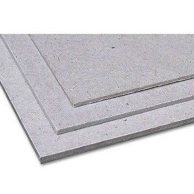 Graupappe A4 - 3,0 mm, 10er Pack ca. 1800 g/m² 210 x 297 mm