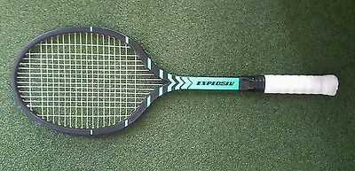 1977 vintage Volkl Explosiv tennis racquet and cover