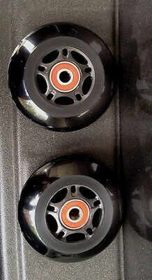 "Pair 3"" X 1""  Wheelchair Caster Wheels=Quickie=Tilite=Invacare (GET TWO)"