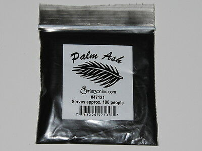 ASH WEDNESDAY Palm Ash Christian Catholic Church Supply 47131