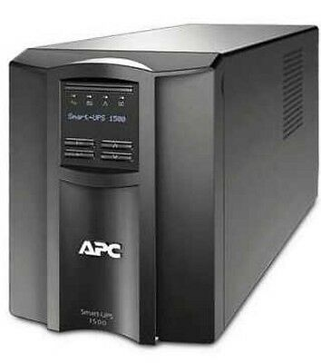 ^25@.  APC Smart-UPS (1500 VA) - Line interactive - Tower (SMT1500I) UPS