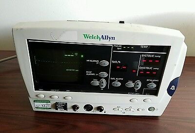 Welch Allyn Atlas 6200 Patient Monitor
