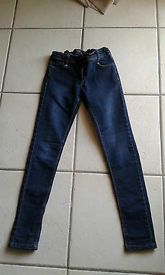 Jean SKINNY FIT Taille 8ans comme neuf