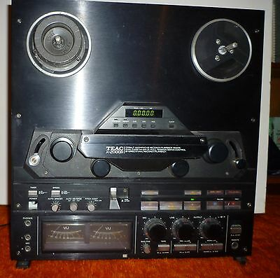 Teac X2000R Reel to Reel Tape Deck