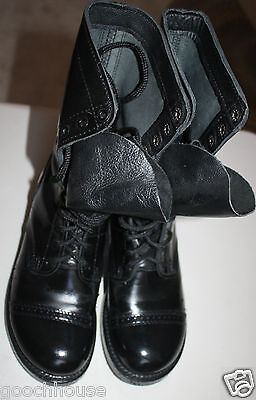 US Army Corcoran Jump Boots, 8.5 E