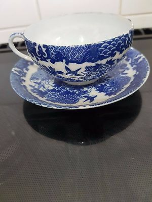 Cup andSaucers