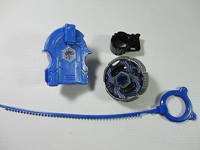 BeyBlade Metal Masters Grand Cetus WD145RS Rare Defense Top Launcher BB-82a