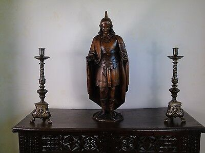 18th/19th Century carved figure