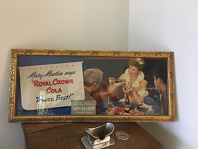 1943 RC Cola Print with Mary Martin from Paramount Studios Movie Happy-Go-Lucky