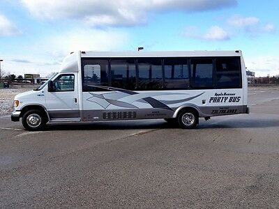 2002 Ford F-450 Party Bus