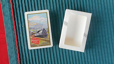 Milwaukee Road Playing Cards Memorabilia