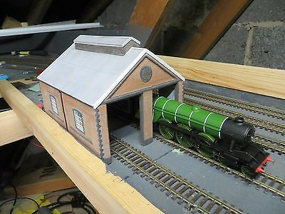 Bachmann Scenecraft 2 road Engine Shed