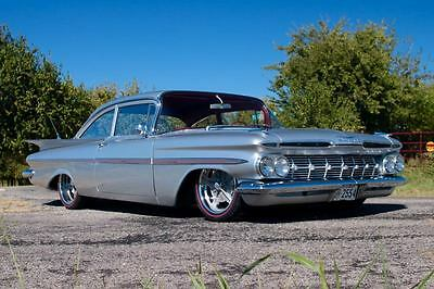 1959 Chevrolet Bel Air/150/210  1959 Chevrolet Belair Air Ride LS Swap Restomod