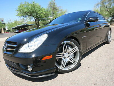2009 Mercedes-Benz CLS-Class CLS63 AMG Premium Package Keyless GO Heated/Cooled Seats CLS 63 2010 2008 2007 cls550 2011