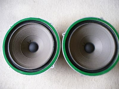 Wharfedale 12 Inch Loudspeakers From W60 System (Vintage)