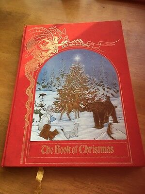 The Book of Christmas (Enchanted World) Time Life Books