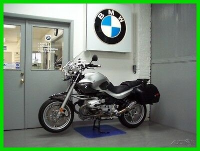 BMW R 1150 R W/ ABS 2004 BMW R 1150 R W/ ABS Saddle Bags Windshield Exhaust Carbon Fiber Low Miles