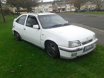 1989 astra gte c20let turbo, 6 speed,340bhp,m.o.td and taxed,drive away bargain.