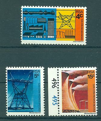 SOUTH AFRICA*1973* compl.set 3 stamps* MNH** Electricity - Mi.No 415-417