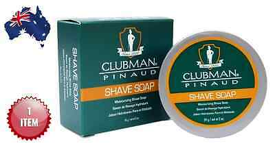 CLUBMAN PINAUD  SHAVE SOAP 59 gr. - AUS SELLER