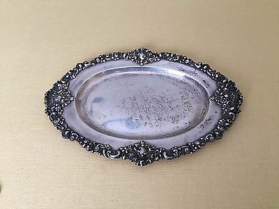 Antique Sterling Silver Black, Starr & Frost Serving Tray Platter