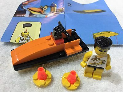 Lego , 6733 , Rare , Complete with Instructions , used vgc