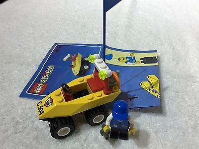 Lego , System 6437, Rare , Complete with Instructions , used vgc