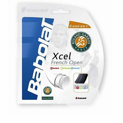 Babolat Xcel Tennis String - 1.30Mm - 12M Full Set - Clearance Price