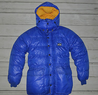 Vintage Mountain Equipment Annapurna Down Jacket Made In England Size S