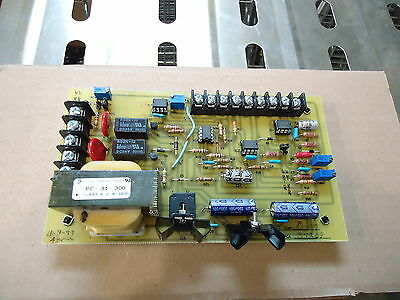 Pcb(Cirucit Board) 32432 W/signal Transformer P/n Pc-34-300 Class B-3