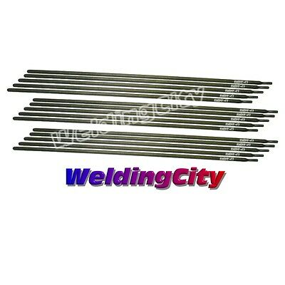 "WeldingCity 1-Lb Cast Iron Repair Stick Welding Rod 1/8""x14"" Nickel-55 ENiFe-C1"