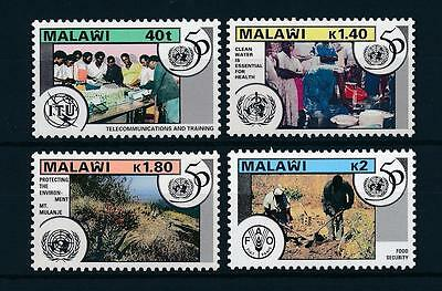 [50894] Malawi 1995 United Nations Clean water environment MNH