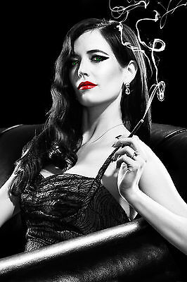 "Sin City: A Dame to Kill For : Movie 27""x40""HI-RES POSTER VINYL EVA GREEN #2"