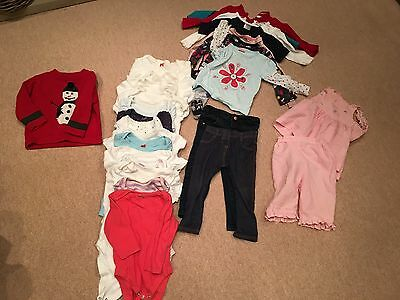 Bundle of good quality baby girl clothes 18 to 24 months (1.5 to 2 years)