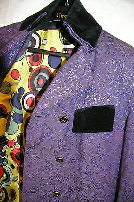 Rare Vintage 1960s 'The Regal' Psychedelic jacket genuine - mens
