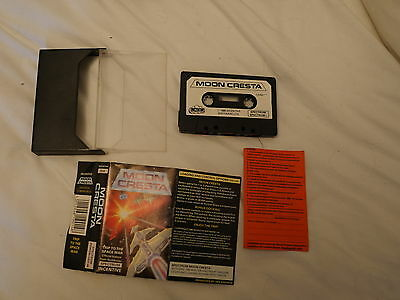 Sunday Flood Of Quality ZX Spectrum Software:- Incetive Moon Cresta