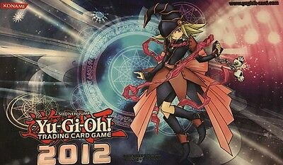 Yugioh Gagaga Girl Playmat Judge 2012 YCS WCQ